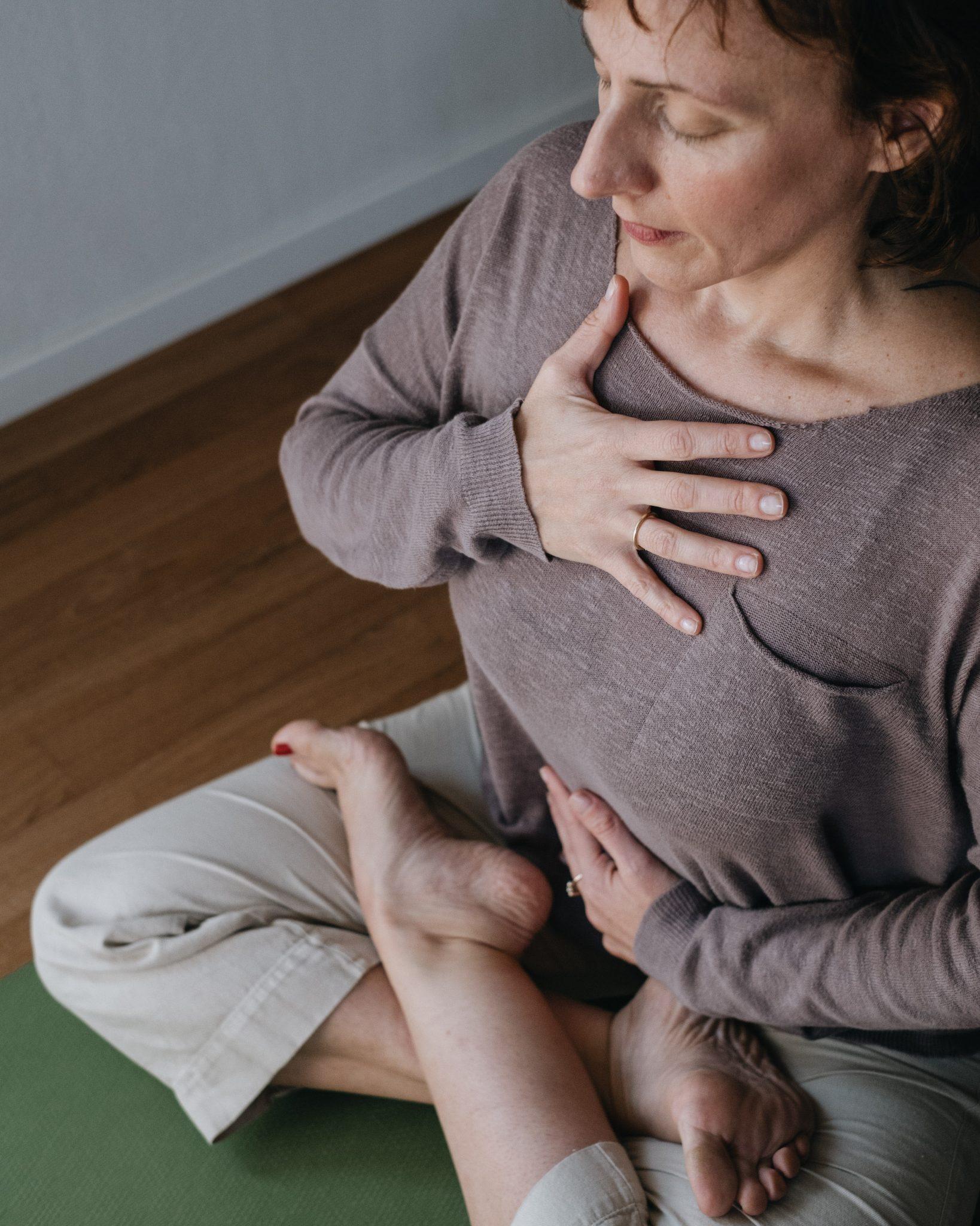 Yoga e respiro - Risveglia l'intelligenza del corpo